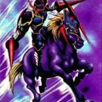 遊戯王OCGカード考察:暗黒騎士ガイアロード