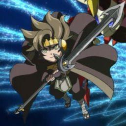 刻剣の魔術師