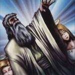 遊戯王カード考察:神属(しんぞく)の堕天使 ライフ回復してくれるありがたいおじいちゃん