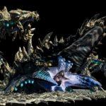 テセウスの魔棲物(ませいぶつ)/Sea Monster of Theseus:遊戯王カード考察  簡易融合からシンクロ召喚を可能にしてくれる