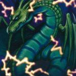 遊戯王カード考察:雷神龍(らいじんりゅう)-サンダー・ドラゴン 何気に除去効果に回数制限なし